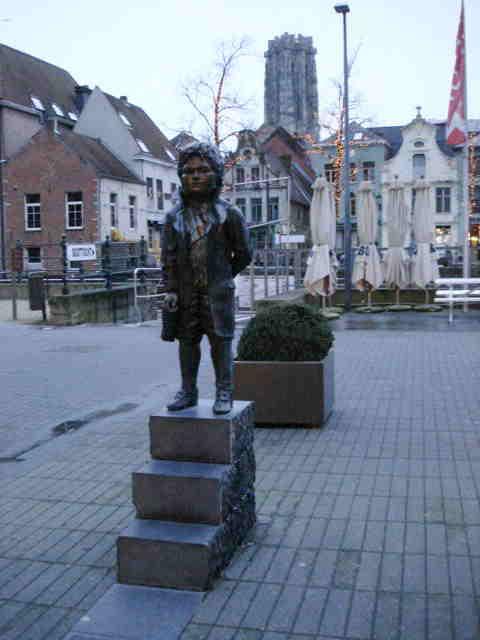 Standbeeld Beethoven